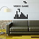 Global Brands Online Hot Play Video Spiel Kinder Zimmer Dekoration Vinyl Kunst Wandbild Tapete Entfernbare Wandaufkleber