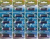 20 x LR1 / N/Lady 1,5V (4 Blister a 5 Batterien) Alkaline Batterie AM5, UM5 4001, 4901, MX9100, 910A EINWEG Eunicell FBA