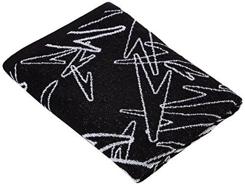 Mainline Boom Allover Towel Equipment, Black/White, One Size