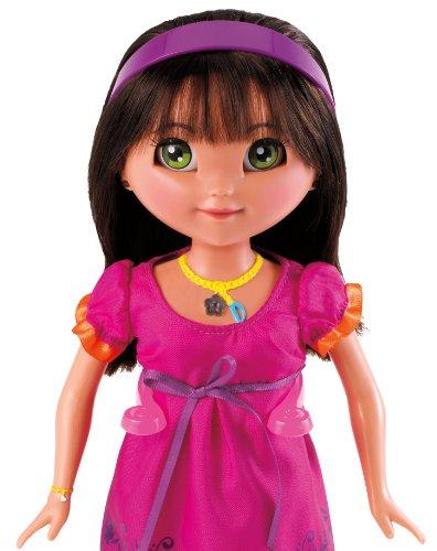 Fisher Price Mattel Dora Links Doll