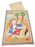 Roba 2591 V66 - Pirat Jugendbettwäsche für Mädchen