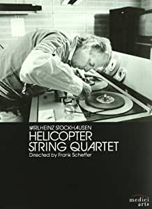 Karlheinz Stockhausen: Helicopter Quartet [DVD] [2008] [NTSC]
