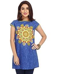 ENAH rangoli inspired tunic