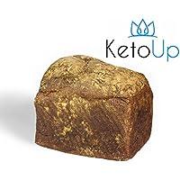 KetoUp: Frisches Low Carb Bärlauchbrot - Exklusiv nur für Sie. Bestens geeignet für die ketogene und Low Carb Ernährung | Sportnahrung | Gesunde Ernährung | enthält maximal 3% Kohlenhydrate | 450 Gramm | versandkostenfreie Lieferung innerhalb Deutschlands ab einem Bestellwert in Höhe von 20€