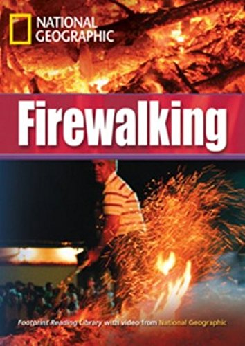 Firewalking. Footprint reading library. 3000 headwords. Level C1. Con DVD-ROM