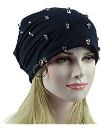 beautyjourney Cappello Donna Invernali Eleganti - Coordinato Invernale -  Berretto Donna Invernale Tumblr Pelliccia Berretti Donna d52275b41ea6