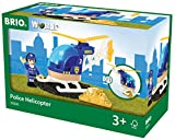 BRIO World 33828 - Polizeihubschrauber