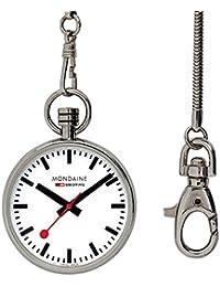 Mondaine A660.30316.11SBB - Reloj analógico de caballero de cuarzo - sumergible a 30 metros