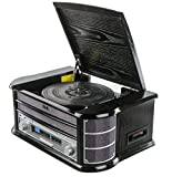 dual stereoanlage mit plattenspieler - Vergleich von
