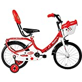 Hero Peppy 16T Junior Bike  10.2-inches (Red)