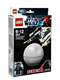 Lego Set 9676 - Tie Interceptor and Death Star - Building and Construction Set