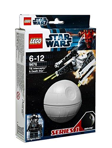 LEGO Star Wars 9676 - TIE Interceptor und Death Star