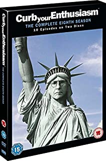 Curb Your Enthusiasm - Complete HBO Season 8 [DVD] [2012] (B005Q9H8AA) | Amazon Products