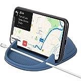 Beeasy - Supporto da Auto per Telefono Cellulare, Antiscivolo, Supporto Universale per Auto, Compatibile con iPhone, Samsung Galaxy, Motorola, Huawei, Oneplus, Sony, Nokia, GPS, iPad, Tablet
