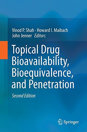 Topical Drug Bioavailability, Bioequivalence, and Penetration