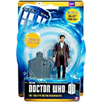 """Doctor Who Wave 2 - The Twelfth Doctor Regenerated - 3.75"""" Figure - Ages 5+"""