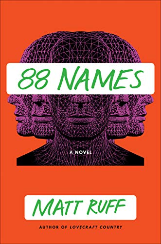 Zeitgenössische Matt (88 Names: A Novel (English Edition))