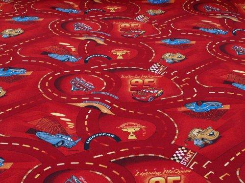 World of Cars Spielteppich