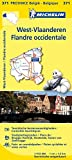 Michelin Flandern West (MICHELIN Localkarten)