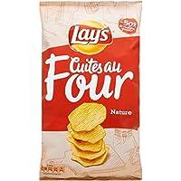 Lay's - Chips cuites au four nature - Le paquet de 130g - Precio por unidad