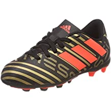 adidas Nemeziz Messi 17.4 FxG, Zapatillas de Fútbol Unisex para Niños