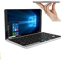 GPD Pocket Ultra Mini PC Laptop 7 Pollici Touch Screen Struttura in Alluminio per Lavoro, Tempo Libero, Vedere Film. Sistema Operativo Windows 10 CPU Intel Z8750 2.56Ghz 8GB/128GB (Argento)