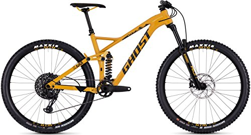 Ghost slamr 4.7 al U 27.5r Mountain Bike 2018, Spectra Yellow/Night Black, L