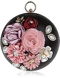 HT Floral Clutch - Neceser de viaje  Mujer