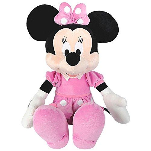 sney Plüsch Figur Minnie Mouse Softwool 61cm (Minnie Maus-korb)
