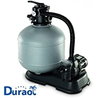Sandfilteranlage Duraol® SP8000 mit 9,6m³/h - Ø 476mm