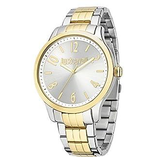 Just Cavalli Reloj analogico para Hombre de Cuarzo con Correa en Acero Inoxidable R7253127519