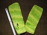 Scaldabraccia, scaldamani, manicotti, a maglia da soli