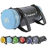 MSPORTS Power Bag Premium 5-30 kg Fitness Bag - Sandsack für Functional Fitness Gewichtssack (10 kg)