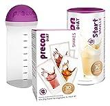 Precon BCM Diät Testwoche - 20 Shake Portionen - 1 Shaker - 1 Precon Handbuch