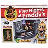 Five Nights at Freddys Kit de Construcción Back Stage
