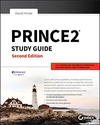 PRINCE2 Study Guide: 2017 Update por David Hinde