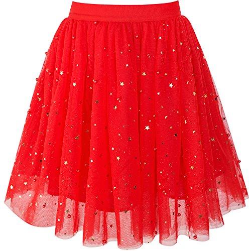 rle Sterne Funkelnd Tutu Tanzen Gr. 110 (Boutique-kleine Mädchen-kleidung)