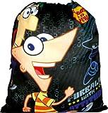 Disney Phineas und Ferb Turnbeutel Perry Tasche Schwimmtasche EDEL