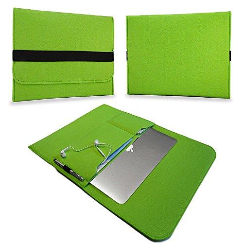 UC-Express Étui pour ordinateur portable Apple MacBook Air en feutre 33,8 cm (13,3\\