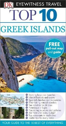 Top 10 Greek Islands (DK Eyewitness Travel Guide)
