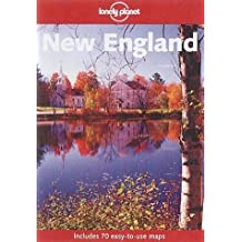 New England (Lonely Planet Regional Guides) by Tom Brosnahan (2002-07-06)