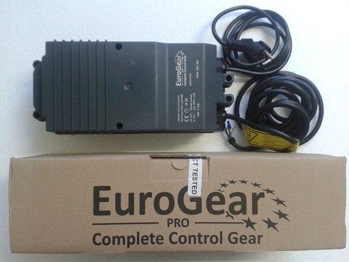 Balastro 400W eurogear Pro para MH y HPS Bombilla
