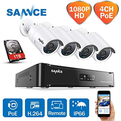 Videoüberwachungssystem Annke