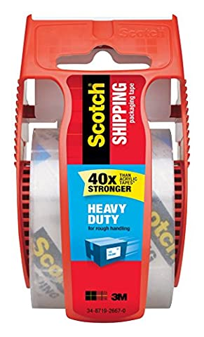 Scotch High Performance Packaging Tape 50 mm x 20 m