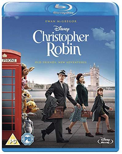 Christopher Robin (Blu-Ray) [2018]