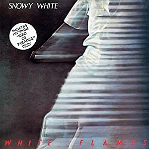WHITE FLAMES LP UK TOWERBELL 1984
