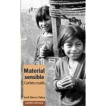 Material sensible: Contes cruels (Narrativa)