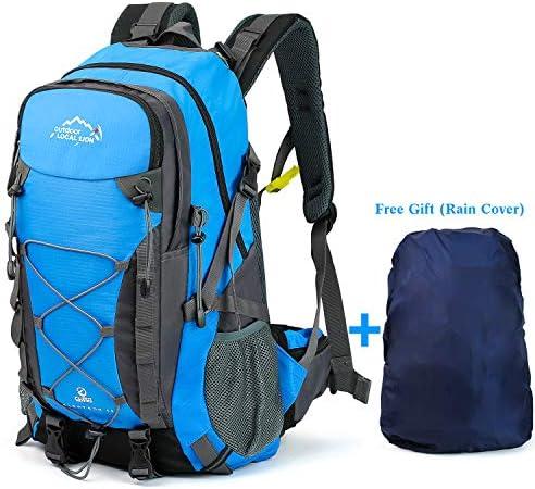 OUSPT zaino da da da escursionismo, Light blu | Forte valore  | Materiali Selezionati Con Cura  | finitura  10f5e3