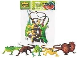 Wild Republic Polybag Reptile