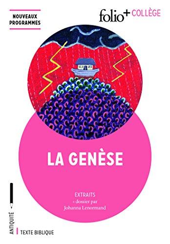 La Genèse: Extraits par Anonymes